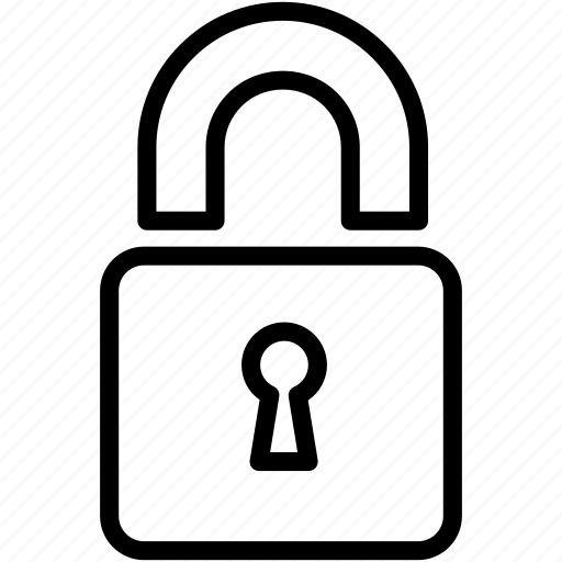 close, lock, locked, privacy, protection, security icon