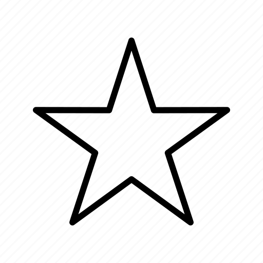 Star, bookmark, favorite icon - Download on Iconfinder