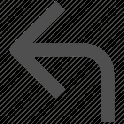 app, back, backstep, left, rewind, web, website icon