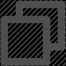 app, copy, duplicate, web, website, window icon