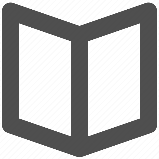 app, book, bookmark, read, reading, web, website icon