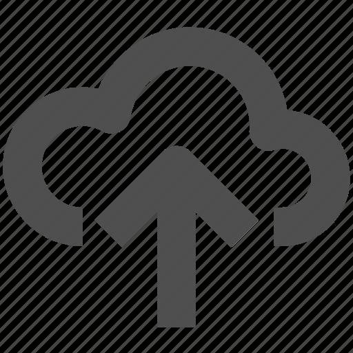 app, cloud, up, upload, web, website icon
