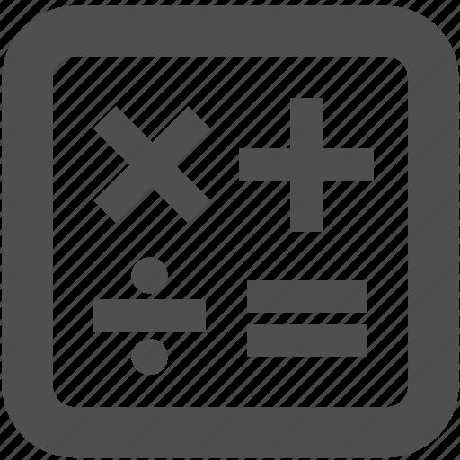 app, calculate, calculation, calculator, match, web, website icon