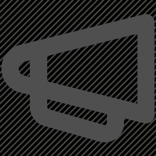 app, megaphone, speak, speech, web, website icon