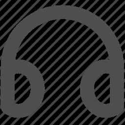 app, headphone, listen, music, web, website icon