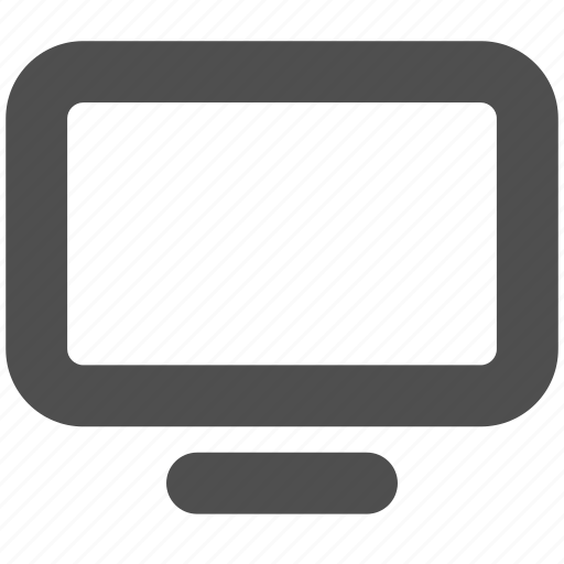 app, monitor, screen, television, tv, web, website icon