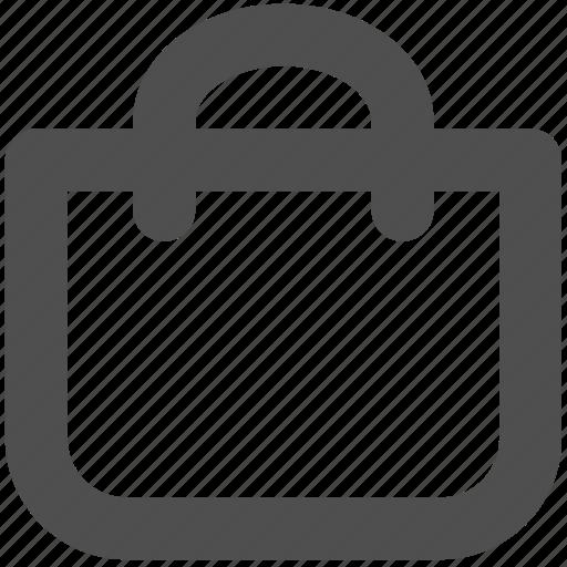 app, bag, shop, shopping, web, website icon