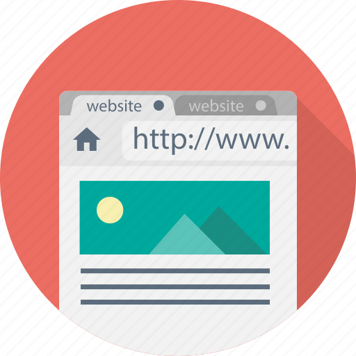 domain, engine, internet, network, site, web, website icon
