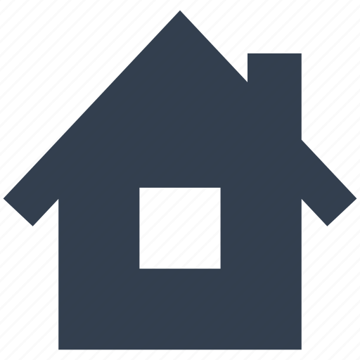 home, house, internet, web icon