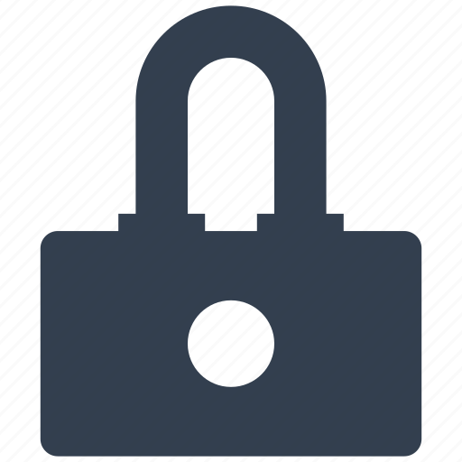 internet, lock, locked, padlock, protection, safe, safety, secure, security, web icon