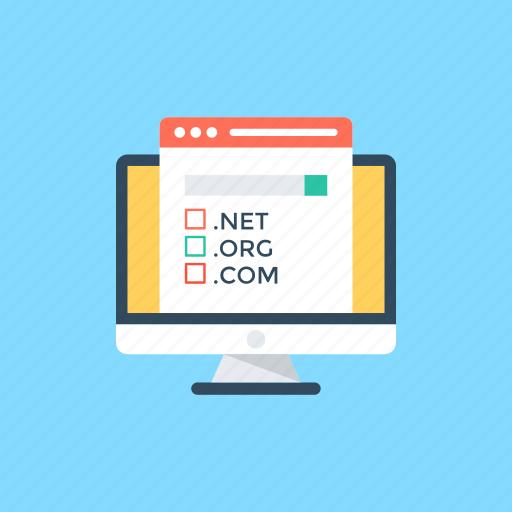 domain, internet site, site, website, www icon