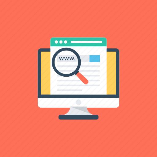 advance seo, advanced search, search result optimization, website development, website promotion icon