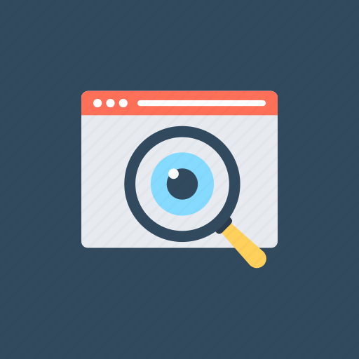 seo monitoring, seo performance indicator, web monitoring, web visibility, website performance icon