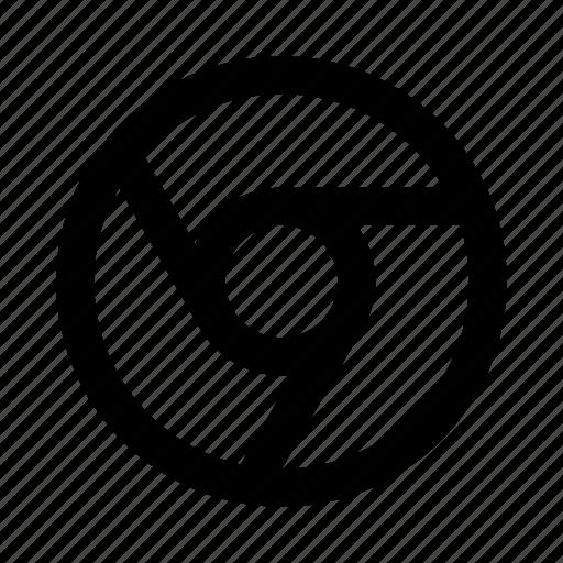 browser, chrome, internet icon
