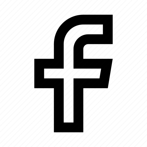 facebook, fb, network, social icon