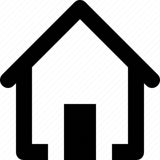 architecture, building, construction, home, house icon