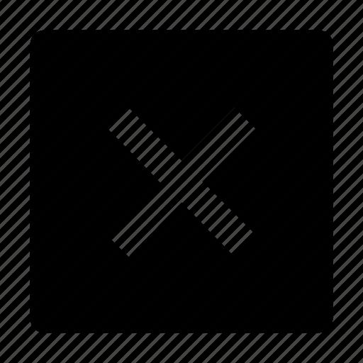 button, buttons, close, cross, delete, interface, symbol, symbols, ui icon