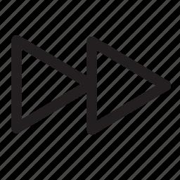 arrows, forward, move, navigation, pin, right icon