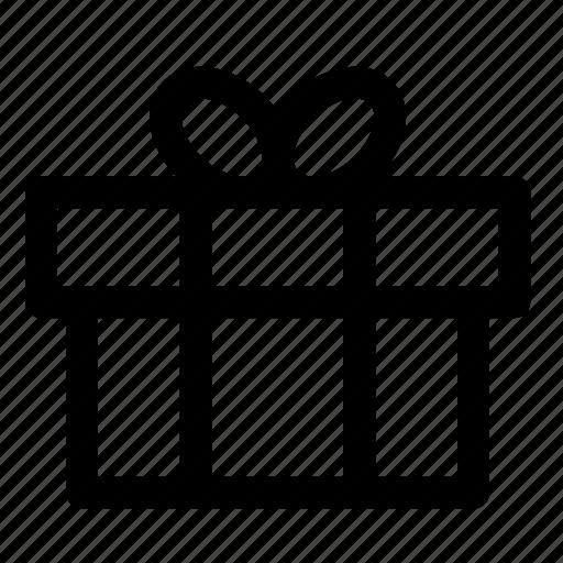 donate, gift, present icon