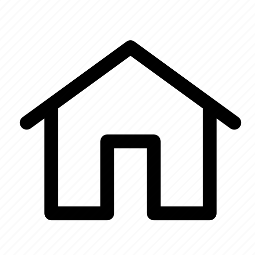 bungalow, cottage, home, house, town icon