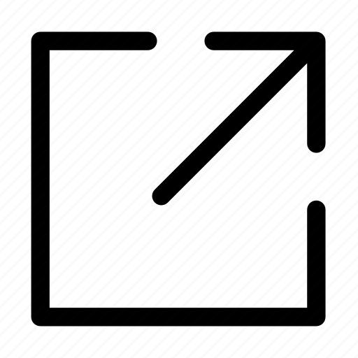 expand, fullscreen, maximize, resize, size, stretch icon