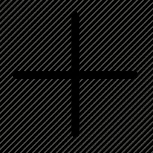 addtion, plus icon