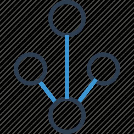 analytics, analyze, chart, data icon