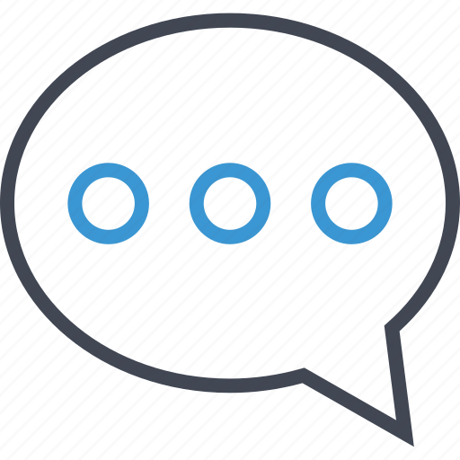 bubble, chat, seo, talk icon