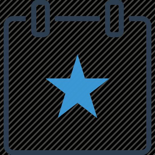 Concert, date, schedule, star icon - Download on Iconfinder