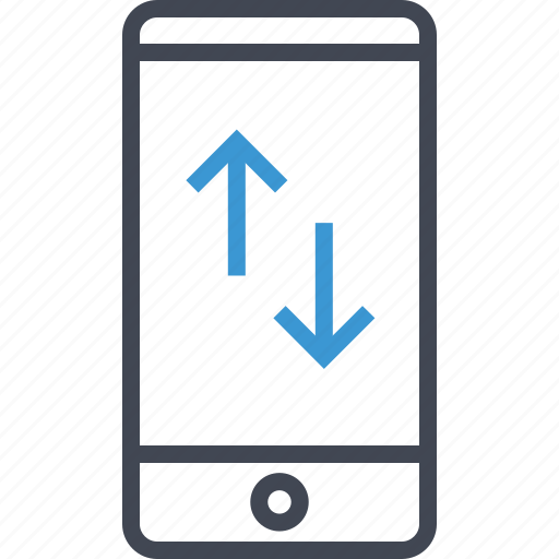 Arrow, call, down, seo, up icon - Download on Iconfinder
