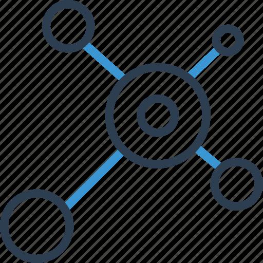Analytics, data, share icon - Download on Iconfinder