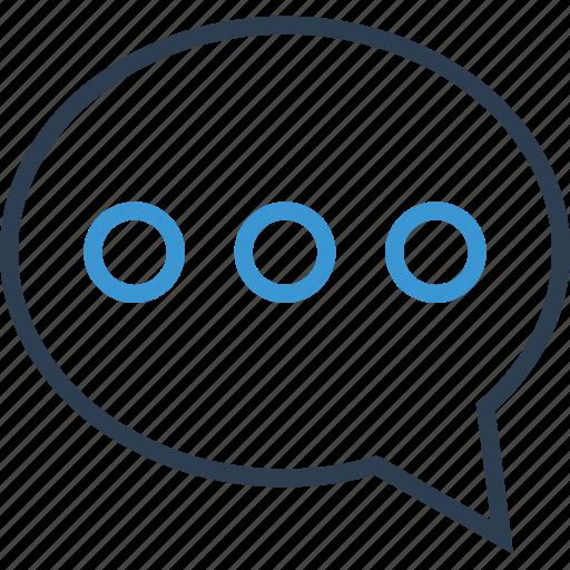 conversation, load, speak icon