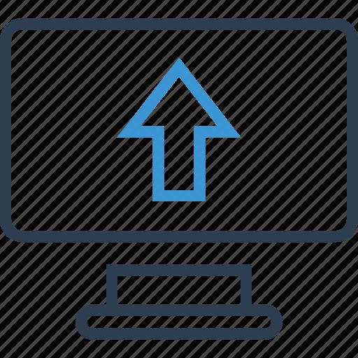 Data, save, up, upload icon - Download on Iconfinder
