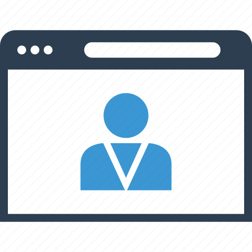 Man, person, profile, user icon - Download on Iconfinder