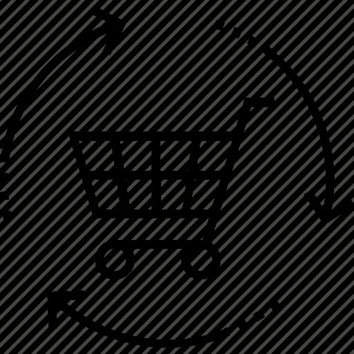 buy online, e commerce, e commerce solution, online shopping, solution icon