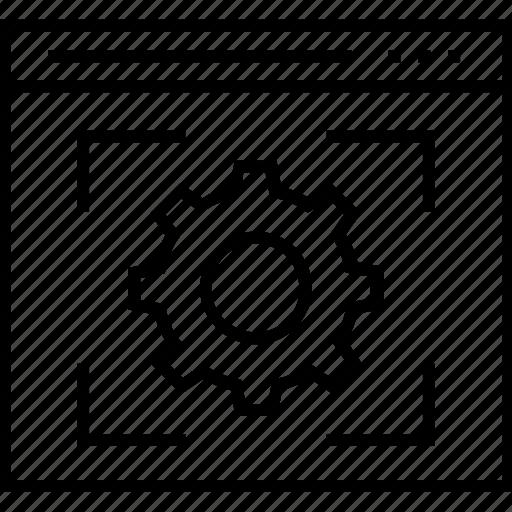 cms, coding, development, preferences, settings icon