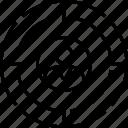 seo, seo target, traffic, user, user target icon