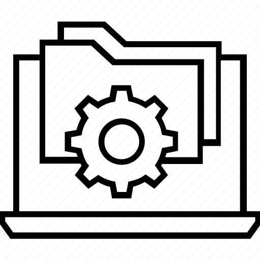 document, file, file management, management, storage icon