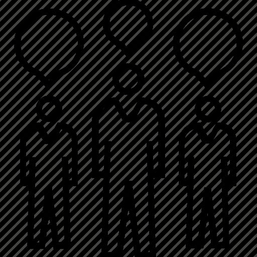 man, persons, survey, user, user survey icon