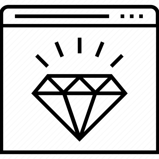 clean code, code, coding, development, diamond theme, html icon