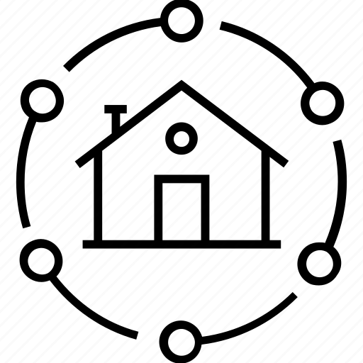 home, homepage, house, web, website icon