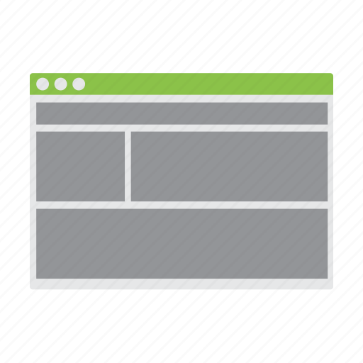 browser, layout, mockup, site, web, website icon