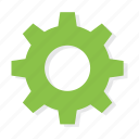 customization, gear, optimization, tools icon