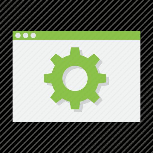 edit, mockup, optimization, optimize, site, web, website icon