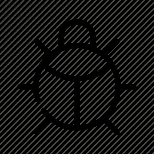 bug, marketing, seo, site, virus, web icon