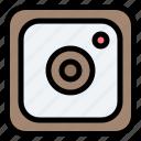 instagram, media, social