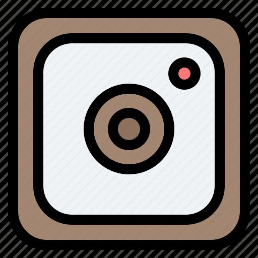 Instagram, media, social icon - Download on Iconfinder
