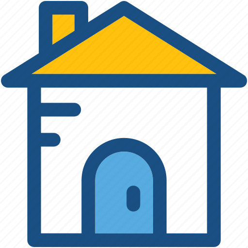 cottage, home, house, rural house, villa icon