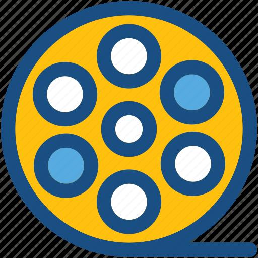Camera reel, mutimedia, reel icon - Download on Iconfinder