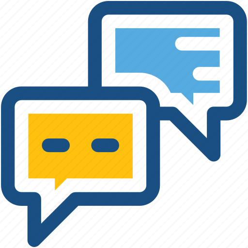 chat, conversation, message, messaging icon